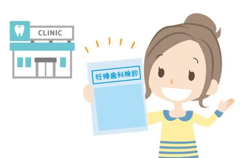 妊娠超初期 歯科検診