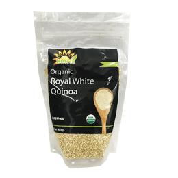 ヌートリア オーガニック ロイヤルホワイト キヌア