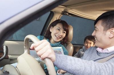 家族 ドライブ