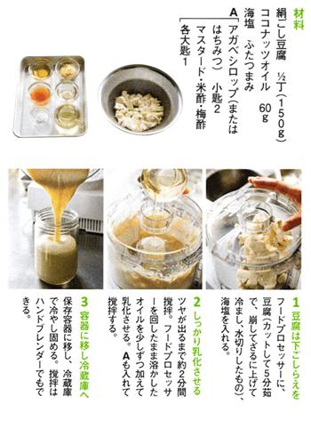 ココマヨネーズレシピ