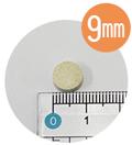ララリパブリック葉酸粒サイズ