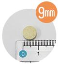 ママニック葉酸粒サイズ