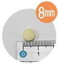 ヤマノ葉酸粒サイズ