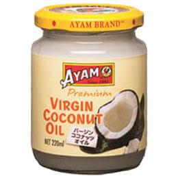 アヤムバージンココナッツオイル