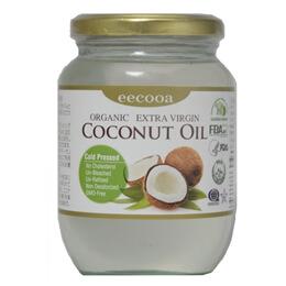 eecooa(エクーア)エキストラバージンココナッツオイル