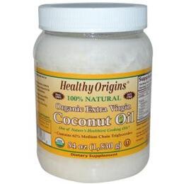 ヘルシーオリジンズ(Healthy Origins) オーガニック エキストラバージン ココナッツオイル