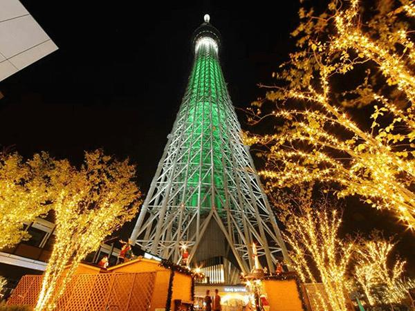東京スカイツリータウン(R)ドリームクリスマス