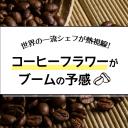 コーヒーフラワー