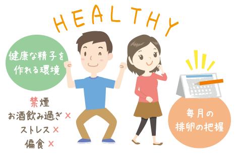 健康な体作り