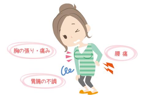 妊娠超初期特有の症状01