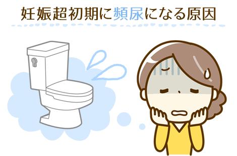 頻尿 原因