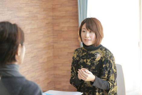 浦田遥 取材01