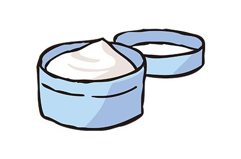 保湿クリーム