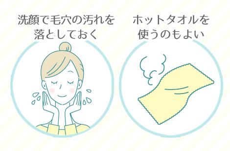 美容液の効果アップ