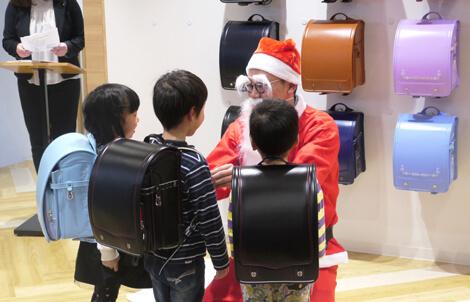 サンタさんにお礼