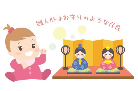雛人形の役割